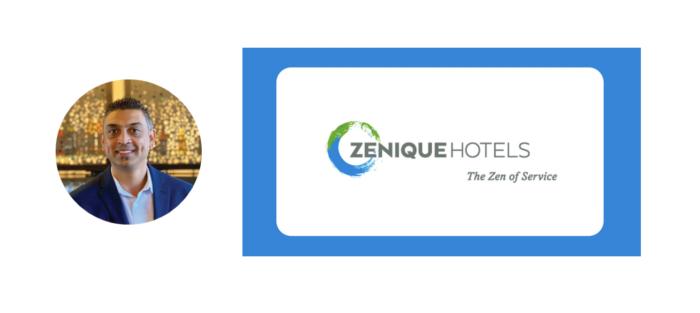 Rupesh Patel Zenique Hotels