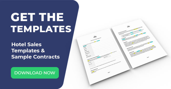 hotel contracts template