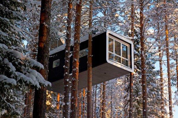 innovative hotels