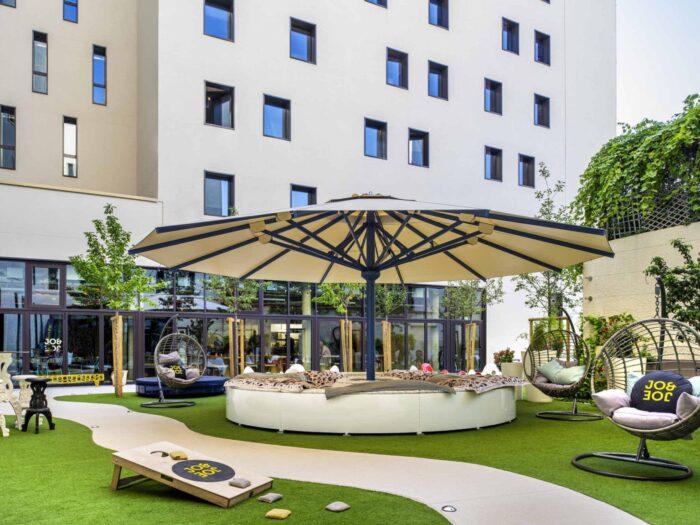 hybird hotels