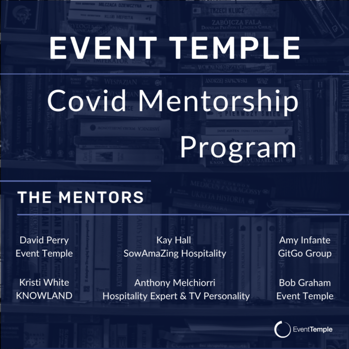 Event Temple Covid Mentorship Program