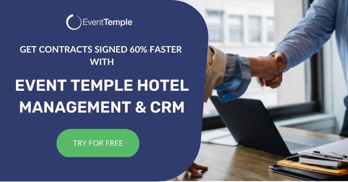 Hotel Venue Management & CRM